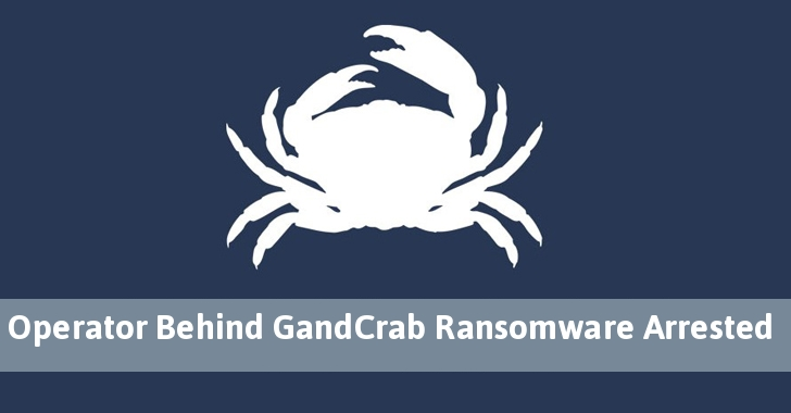 Operator Behind the Most Infamous GandCrab Ransomware Arrested in Belarus